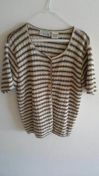 Sweater Dama. Talla M. Made In Usa. Excelente Estado.