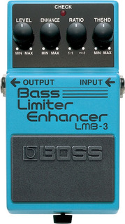 Pedal De Efecto Boss Lmb-3 Bass Limiter Enhancer