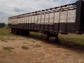 Carreta Boiadeira, 15.5 Mts, Troco Por Carro Ou Ford Cargo