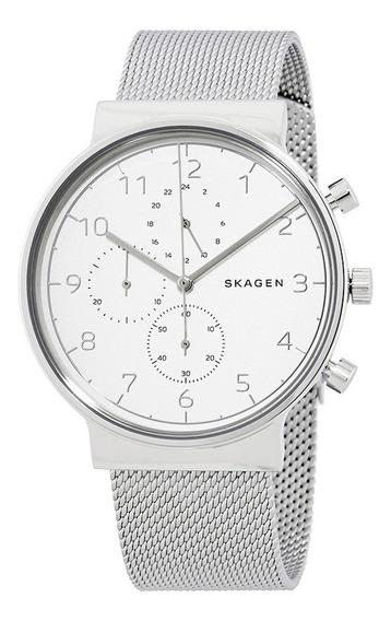 Relógio Skagen Slim Prata - Skw6361/1kn