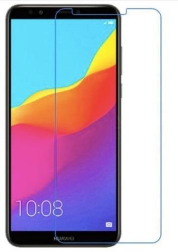 Vidrio Templado Huawei Y7 Prime 2018 Entrega Inmediata