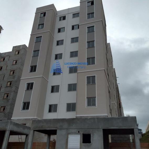 Apartamento A Venda No Bairro Jardim São Luiz Em Jandira - - 998-1