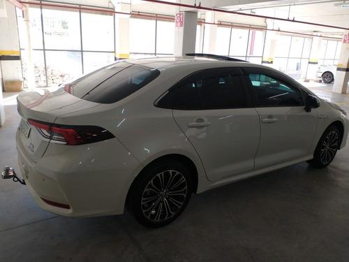 Toyota Corolla 1.8 Altis Premium Hybrid Flex Aut. 4p Hibrido