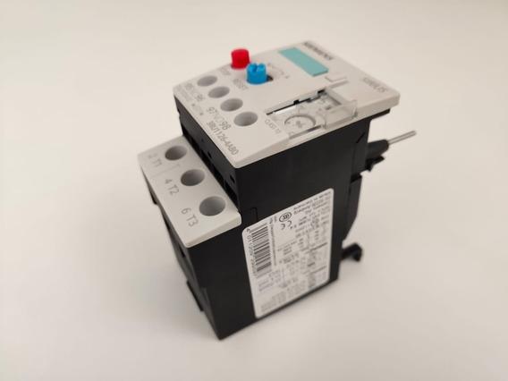 Rele Termico Bimet Sobrecarga Siemens 3ru1126-4ab0 11-16a