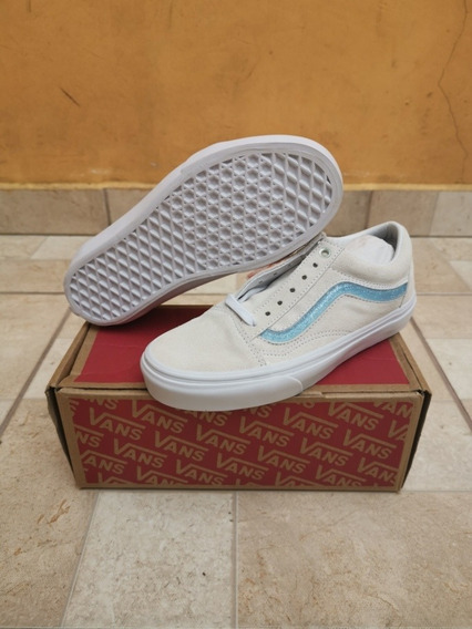 Tênis Vans Ua Old Skool White