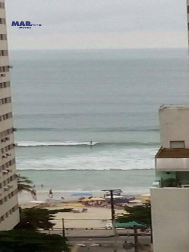 Imagem 1 de 10 de Apartamento Residencial À Venda, Barra Funda, Guarujá - . - Ap8535