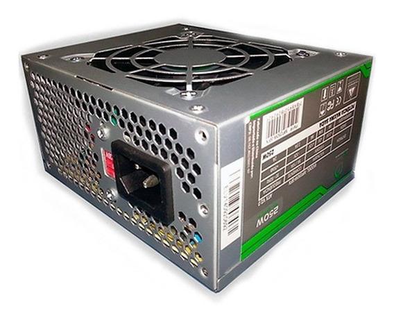Fonte Atx Sfx 250w Reais One Power Mp250w-sfx V2.0 20/24pino