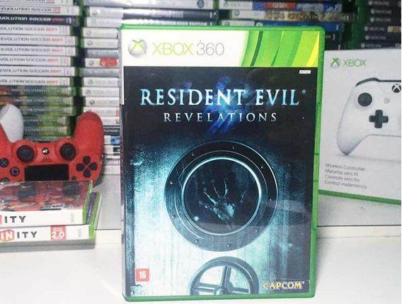 Resident Evil Revelations Para Xbox 360 Em Cd