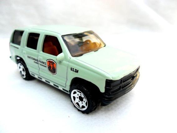 Matchbox 97 Chevy Tahoe - Miniatura Usada