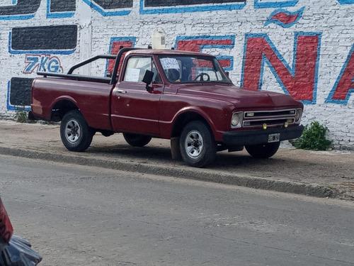 Imagen 1 de 7 de Chevrolet C10