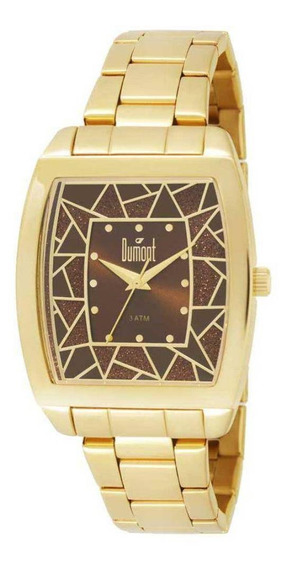 Relógio Dumont Feminino Ref: Du2036ltm/4m