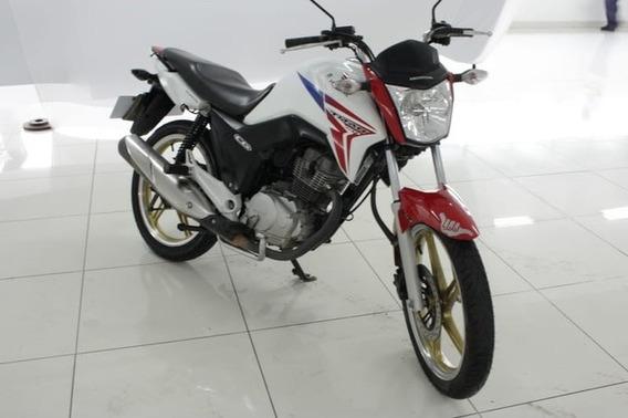 Honda Cg 150 Titan Ex 2015