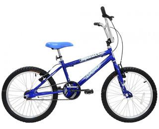 Bicicleta Cross Freest Super Max Azul Cairu Aro 20