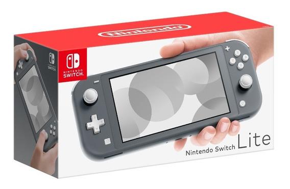 Nintendo Switch Lite Pronta Entrega No Brasil Todas As Cores