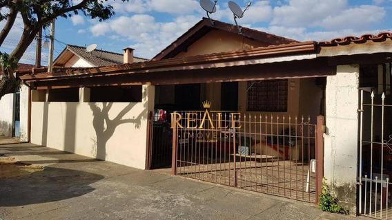 Casa Com 4 Dormitórios À Venda, 100 M² Por R$ 480.000,00 - Jardim Nova Canudos - Vinhedo/sp - Ca1192