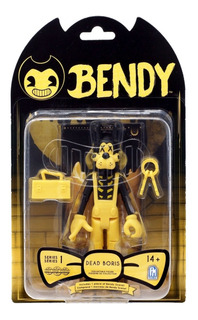 Bendy And The Ink Machine Figura Dead Boris Colección