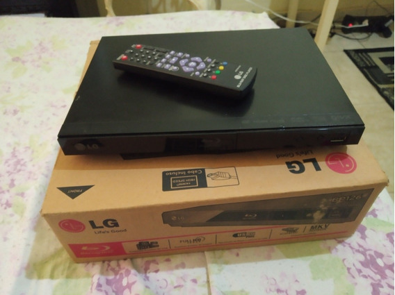 Blue-ray E Dvd Player Lg