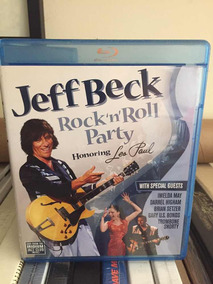 Jeff Beck - Rock n Roll Party Bluray Import Eric Clapton