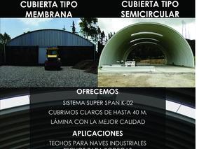 Arcotechos Techos Curvos Techos Autosoportantes Lámina Block