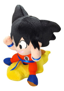 Peluche Goku Niño Nube Dragon Ball Z Sayayin Roshi 18cm