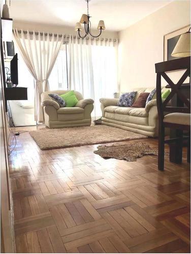Venta Apartamento Dos Dormitorios Terraza Punta Carretas Montevideo