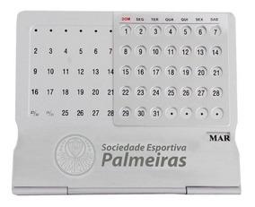 Calendário Permanente Palmeiras Escudo