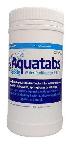 Aquatabs 8,68 G