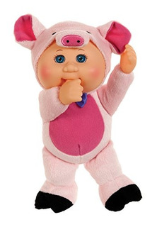 Coleccion Cabbage Patch Kids Cuties, Petunia The Pig Baby Do