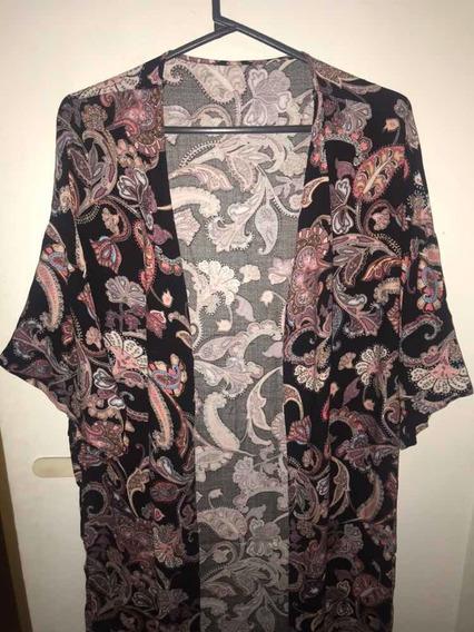 Kimono Mangas 3/4 Talle Unico
