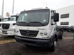 Mercedes-benz Accelo 1016 2019
