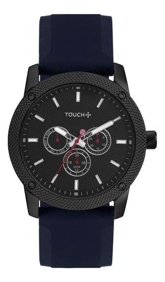Relógio Touch Masculino Preto Tw6p29zk/4p