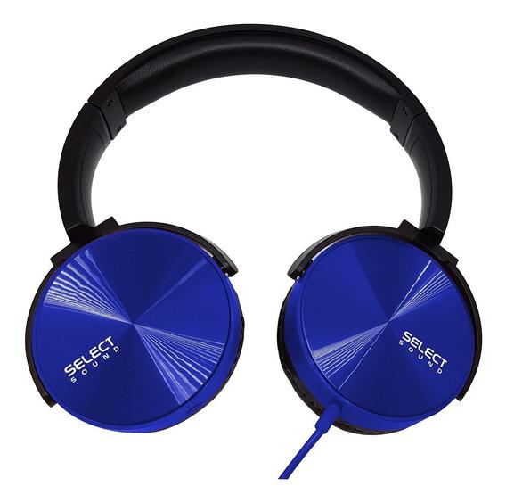 Audifonos On Ear Select Sound H100 (azul)   83473