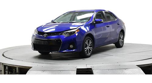 Imagen 1 de 15 de Toyota Corolla 2016 1.8 S At