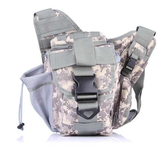 Morral Tactico Militar Eagle Claw Push Bag