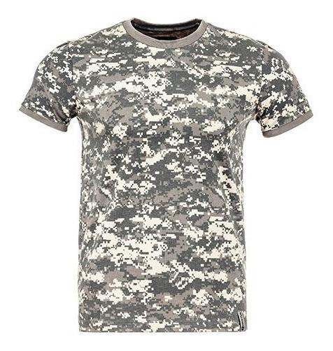Camiseta Tshirt Tech Acu Digital- Invictus