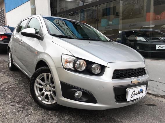 Chevrolet Sonic Ltz 1.6 Automático Prata - 2012