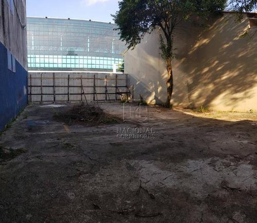 Imagem 1 de 20 de Terreno Para Alugar, 366 M² Por R$ 50.000/mês - Casa Branca - Santo André/sp - Te1025