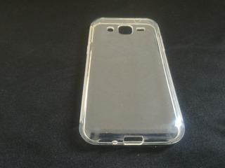 Capa + Pelicula De Vidro Celular Samsung Galaxy J2 J200