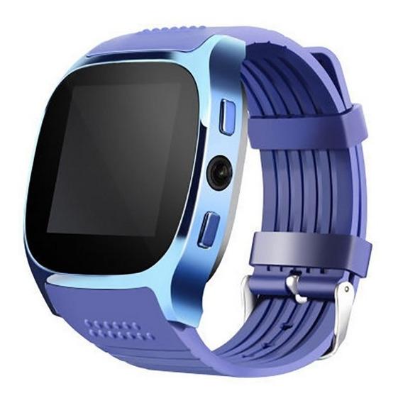 Reloj Inteligente M26 Smartwatch T8 Negro Sim Camara Sd *