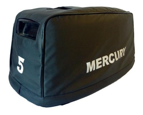 Capa Capô Motor De Popa Mercury 5 Hp