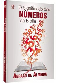 O Significado Dos Números Da Bíblia - Cpad