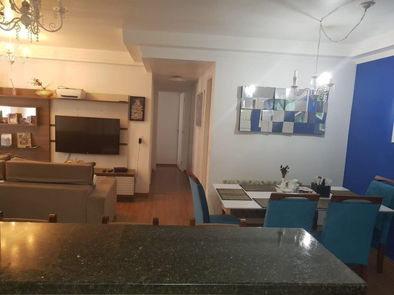 Apartamento Com 2 Dormitórios À Venda, 61 M² Por R$ 280.000 - Ponte Grande - Guarulhos/sp - Ap0001