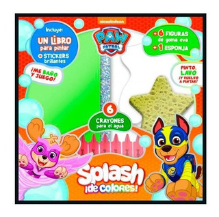 Splash De Colores N02 Paw Patrol 4239 E. Full