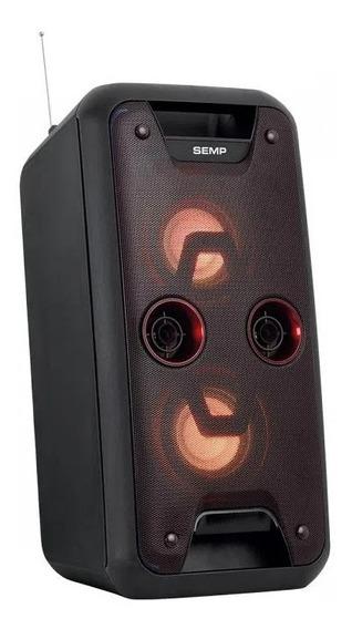 Caixa Acústica Semp Tr250b 250w Bluetooth