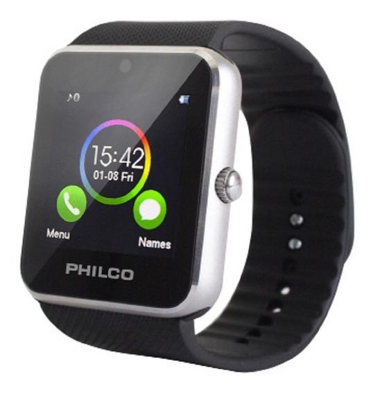 Smartwatch S032b Bluetoot Reloj Inteligente Philco /3gmarket