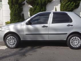 Fiat Palio 1.0 Elx Flex 5p 2006 Prata