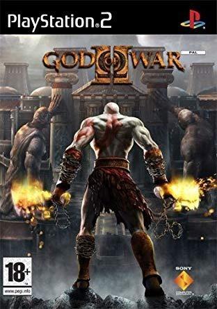 God Of War 2 Jogo Ps2