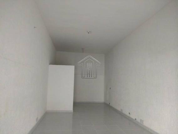 Salão Para Locação No Bairro Vila Humaitá. 52 Metros - 10856agosto2020