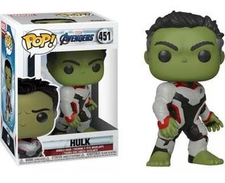 Funko Pop Hulk #451 Marvel Avengers