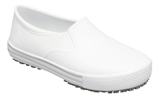 Tenis Eva Bb80 Soft Works Antiderrapante Branco Ca 37.212